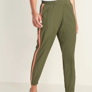 Mid-Rise Soft 4-Way Stretch Joggers for Women New